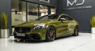 Mercedes AMG C217 S 63 Coupe Badlands Green Vollfolierung 1 310x165 M&D Exclusive Cardesign Nissan Juke Nismo as Hulk!