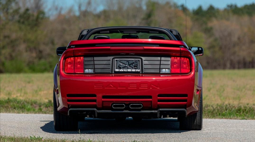 Saleen S281SC Basis Ford Mustang Cabriolet Tuning 14 Saleen S281SC auf Basis vom Ford Mustang Cabriolet!
