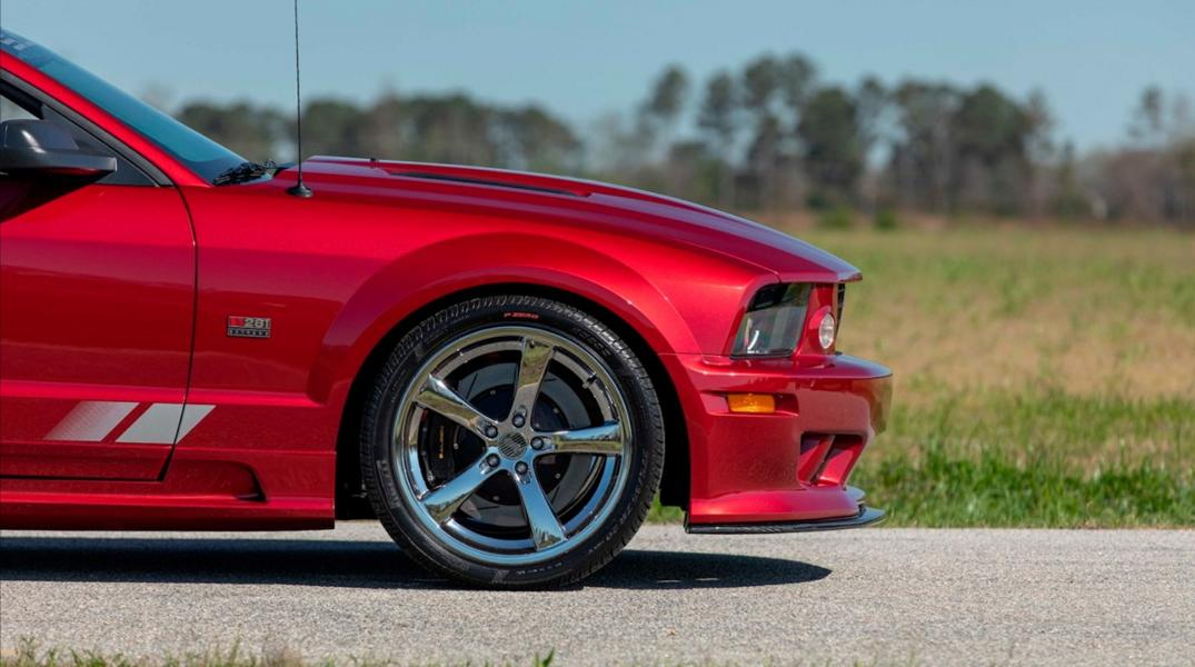 Saleen S281SC Basis Ford Mustang Cabriolet Tuning 20 Saleen S281SC auf Basis vom Ford Mustang Cabriolet!