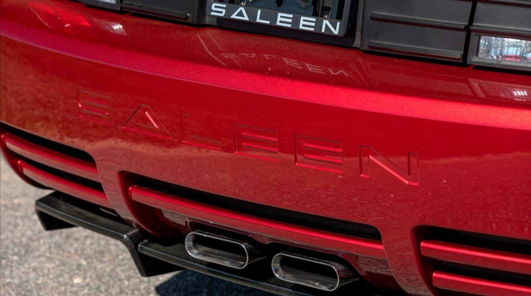 Saleen S281SC Basis Ford Mustang Cabriolet Tuning 21 Saleen S281SC auf Basis vom Ford Mustang Cabriolet!