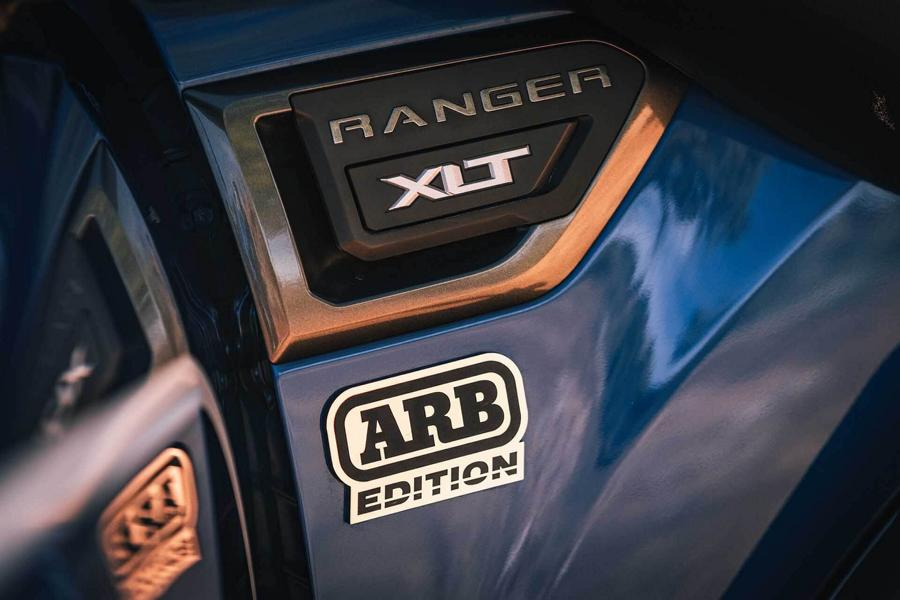 The Lone Ranger ARB 4x4 Accessories am Ford Ranger 1 The Lone Ranger: ARB 4x4 Accessories am Ford Ranger!