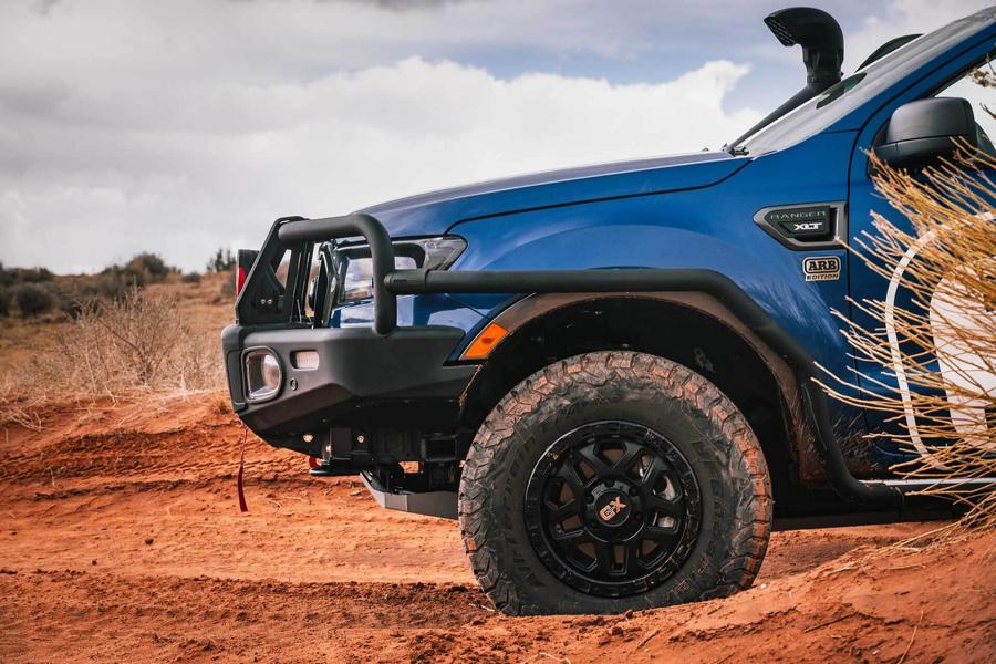 The Lone Ranger ARB 4x4 Accessories am Ford Ranger 15 The Lone Ranger: ARB 4x4 Accessories am Ford Ranger!