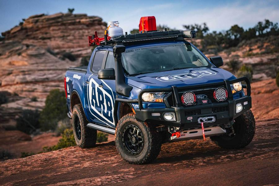 The Lone Ranger ARB 4x4 Accessories am Ford Ranger 5 The Lone Ranger: ARB 4x4 Accessories am Ford Ranger!