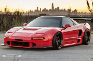 Widebody 1991 Acura NSX Tuning 38 310x205 Slammed Widebody 1991 Acura NSX im Fast & Furious Style!
