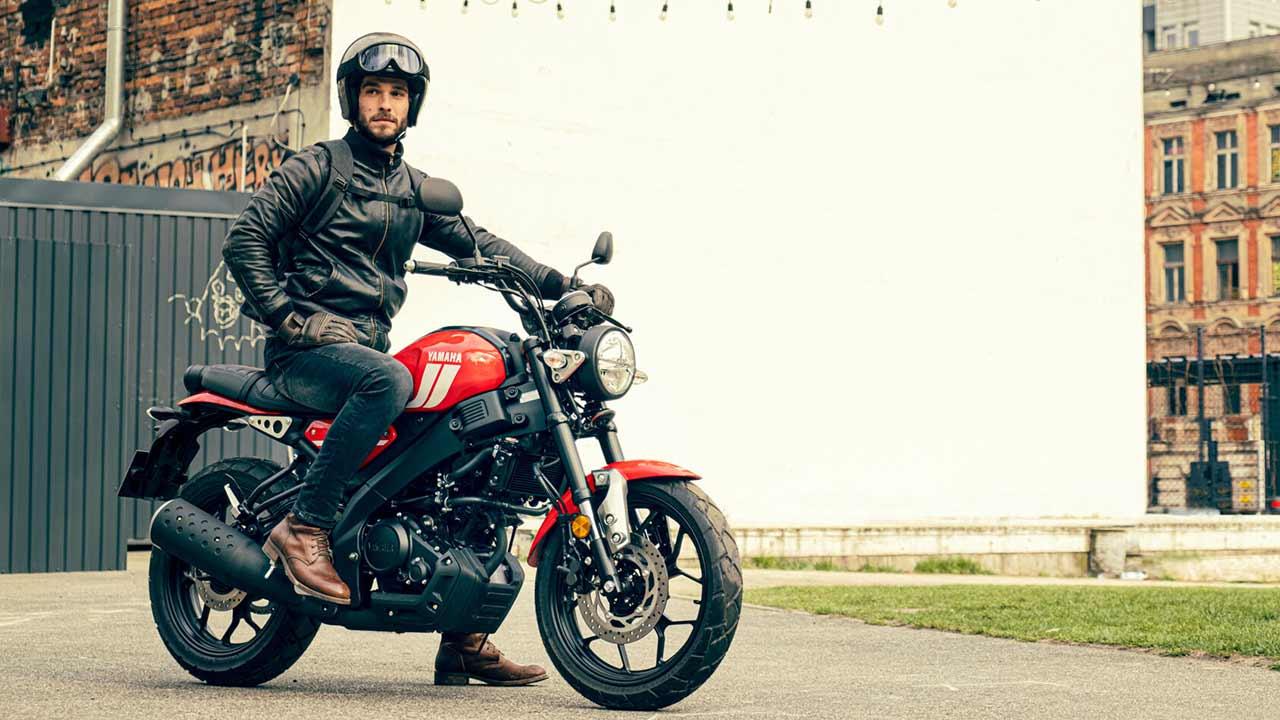 Yamaha XSR125 Modelljahr 2021 4 Tipp: Die neue Yamaha XSR125 Modelljahr 2021 ist da!