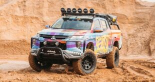 delta4x4 Pop Art Beast Edition Mitsubishi L200 Pickup 2 e1620109886450 310x165 delta4x4 Pop Art Beast Edition Mitsubishi L200 Pickup!