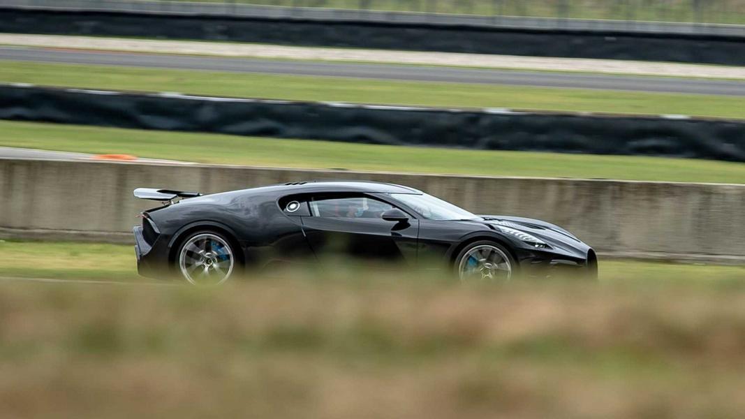 Bugatti La Voiture Noire Tuning 18 Bugatti La Voiture Noire – Von einer Vision zur Realität