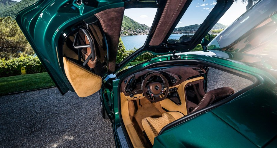 Carrozzeria Touring Arese RH95 Tuning Coupe 10 Carrozzeria Touring zeigt den limitierten Arese RH95!