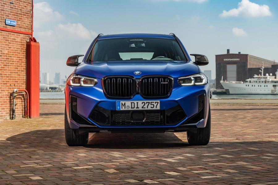F97 BMW X3 M Competition 2021 43 650 NM & 510 PS im neuen BMW X3 M / X4 M Competition