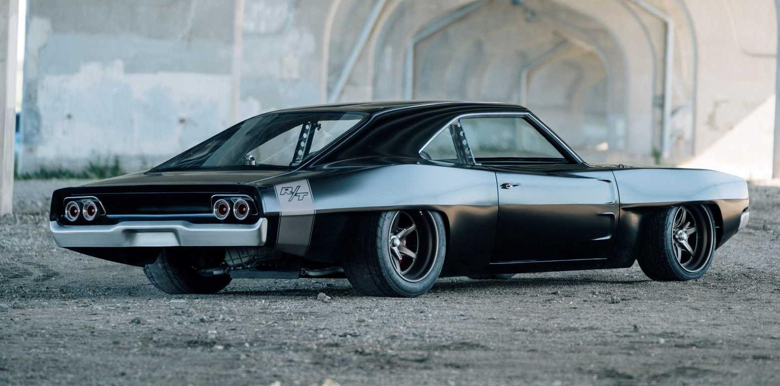 Hellacious 1968er Dodge Charger Tuning Restomod SpeedKore Header Hellacious 1968er Dodge Charger vom Tuner SpeedKore!