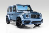Mercedes AMG G63 Gronos by Mansory W463A Widebody 6 190x127 Sonnengelber Mercedes AMG G63 Gronos by Mansory!