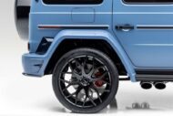 Mercedes AMG G63 Gronos by Mansory W463A Widebody 7 190x127 Sonnengelber Mercedes AMG G63 Gronos by Mansory!