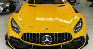 Mercedes AMG GT R in Solarbeam Yellow 1 1 e1623820903773 310x165 933 PS im Mercedes AMG GT R in Solarbeam Yellow!