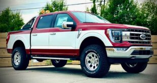 Oldschool Style Retro 2021 Ford F 150 Pickup BRP Tuning 2 310x165 Oldschool Style am 2021 Ford F 150 Pickup von BRP!