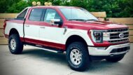 Oldschool Style Retro 2021 Ford F 150 Pickup BRP Tuning 3 190x107 Oldschool Style am 2021 Ford F 150 Pickup von BRP!