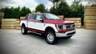 Oldschool Style Retro 2021 Ford F 150 Pickup BRP Tuning 8 190x107 Oldschool Style am 2021 Ford F 150 Pickup von BRP!
