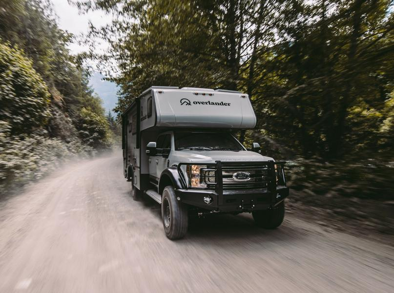 Overlander Expedition Vehicle Basis Ford F 550 Lariat 1 Overlander Expedition Vehicle auf Basis Ford F 550 Lariat!