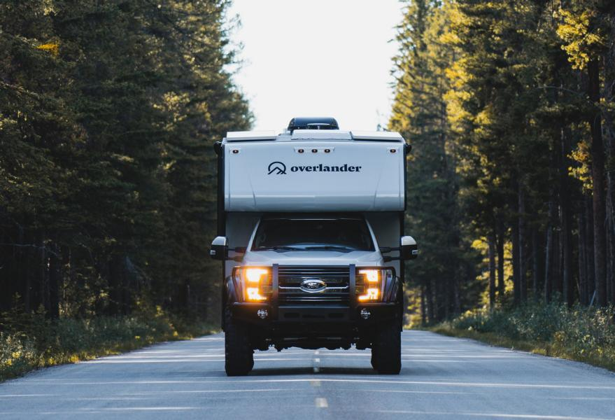 Overlander Expedition Vehicle Basis Ford F 550 Lariat 6 Overlander Expedition Vehicle auf Basis Ford F 550 Lariat!