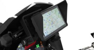 PM 2021 21 Wunderlich Blendschutz Garmin Zumo XT 01 310x165 Schattenspender: Blendschutz für das Navigationssystem