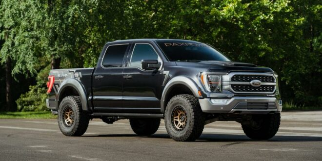 PaxPower 2021 Ford F-150 Pickup kommt mit 770 PS!