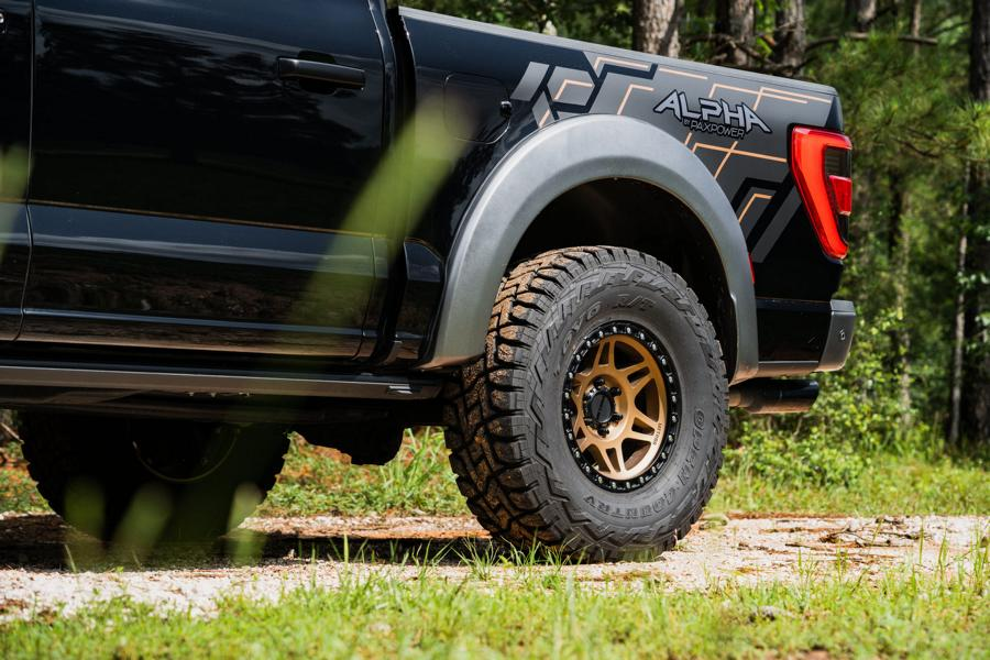 PaxPower 2021 Ford F 150 Pickup Alpha Tuning 12 PaxPower 2021 Ford F 150 Pickup kommt mit 770 PS!