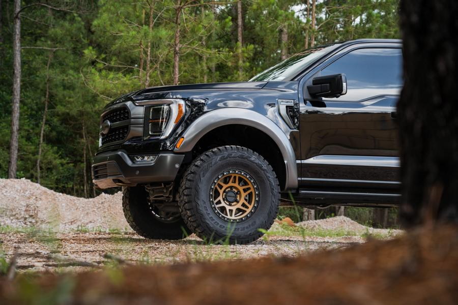 PaxPower 2021 Ford F 150 Pickup Alpha Tuning 7 PaxPower 2021 Ford F 150 Pickup kommt mit 770 PS!