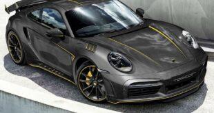 Porsche 911 992 Stinger GTR Carbon Edition Kit Topcar Tuning 1 310x165 High Performance SUV with 640 PS: Porsche Cayenne Turbo GT