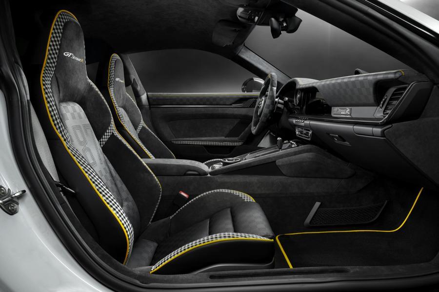 Porsche 911 Turbo S 992 als 800 PS TECHART GTstreet R Tuning 17 Porsche 911 Turbo S (992) als 800 PS TECHART GTstreet R