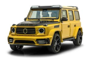 Sonnengelber Mercedes AMG G63 Gronos Mansory W463A Tuning Header 310x205 Sonnengelber Mercedes AMG G63 Gronos by Mansory!