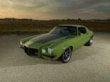 The Grinch 1970 Chevrolet Camaro Ringbrothers Restomod Tuning 11 155x116 The Grinch: 1970 Chevrolet Camaro von den Ringbrothers!