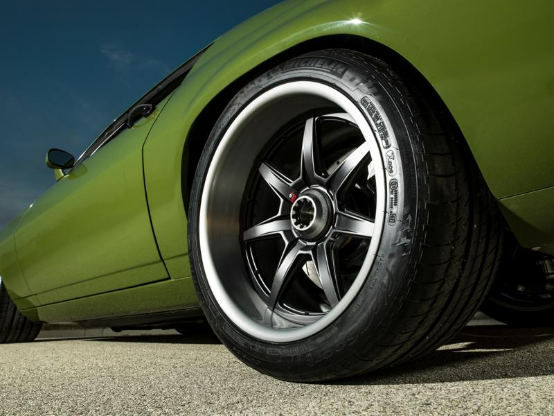 The Grinch 1970 Chevrolet Camaro Ringbrothers Restomod Tuning 14 The Grinch: 1970 Chevrolet Camaro von den Ringbrothers!