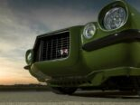 The Grinch 1970 Chevrolet Camaro Ringbrothers Restomod Tuning 17 155x116 The Grinch: 1970 Chevrolet Camaro von den Ringbrothers!
