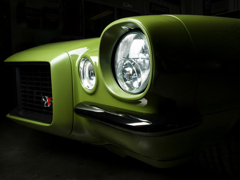 The Grinch 1970 Chevrolet Camaro Ringbrothers Restomod Tuning 19 The Grinch: 1970 Chevrolet Camaro von den Ringbrothers!
