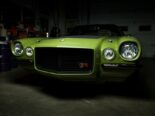 The Grinch 1970 Chevrolet Camaro Ringbrothers Restomod Tuning 4 155x116 The Grinch: 1970 Chevrolet Camaro von den Ringbrothers!