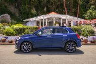 06 500X Yachting 190x127 Fiat 500X YACHTING als Open Air Version mit Soft Top