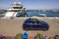 07 500X Yachting 190x127 Fiat 500X YACHTING als Open Air Version mit Soft Top
