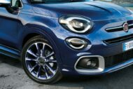 12 500X Yachting 190x127 Fiat 500X YACHTING als Open Air Version mit Soft Top