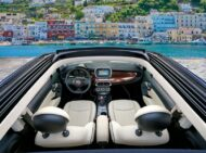 16 500X Yachting 190x141 Fiat 500X YACHTING als Open Air Version mit Soft Top