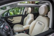 18 500X Yachting 190x127 Fiat 500X YACHTING als Open Air Version mit Soft Top