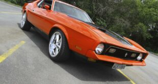 1971 Ford Mustang Mach 1 Restomod Tuning 3 310x165 Ford F 250 Super Duty as a crazy MegaRexx MegaRaptor!