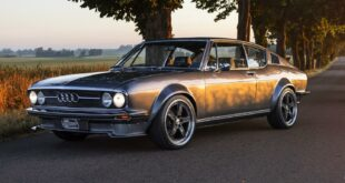 1972 Audi 100 Coupe S GT Restomod Tuning Header 310x165 Audi RS Q e tron: Test laboratory for possible future technologies?