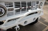 1973 Ford Bronco Restomod weiss tuning 28 155x103 Schneeweißer 1973 Ford Bronco Restomod mit 450 PS!