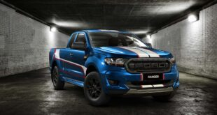 2021 Ford Ranger XL Street Special Edition 2 310x165 2021 Ford Ranger XL Street Special Edition mit Bodykit