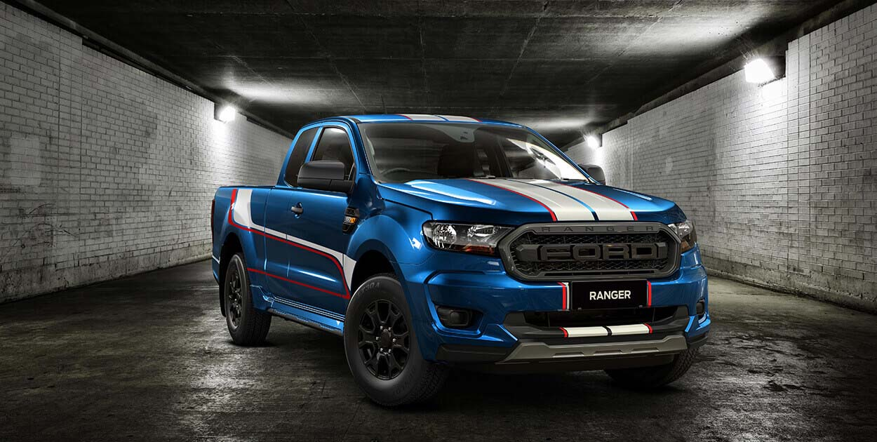 2021 Ford Ranger XL Street Special Edition 2 2021 Ford Ranger XL Street Special Edition mit Bodykit