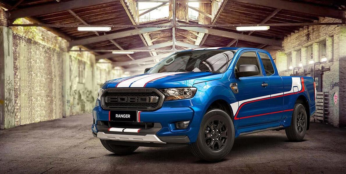 2021 Ford Ranger XL Street Special Edition 6 2021 Ford Ranger XL Street Special Edition mit Bodykit