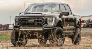 2021er Ford F 150 Black Ops von Tuscany Motor 2 310x165 2021 Ford Ranger XL Street Special Edition mit Bodykit
