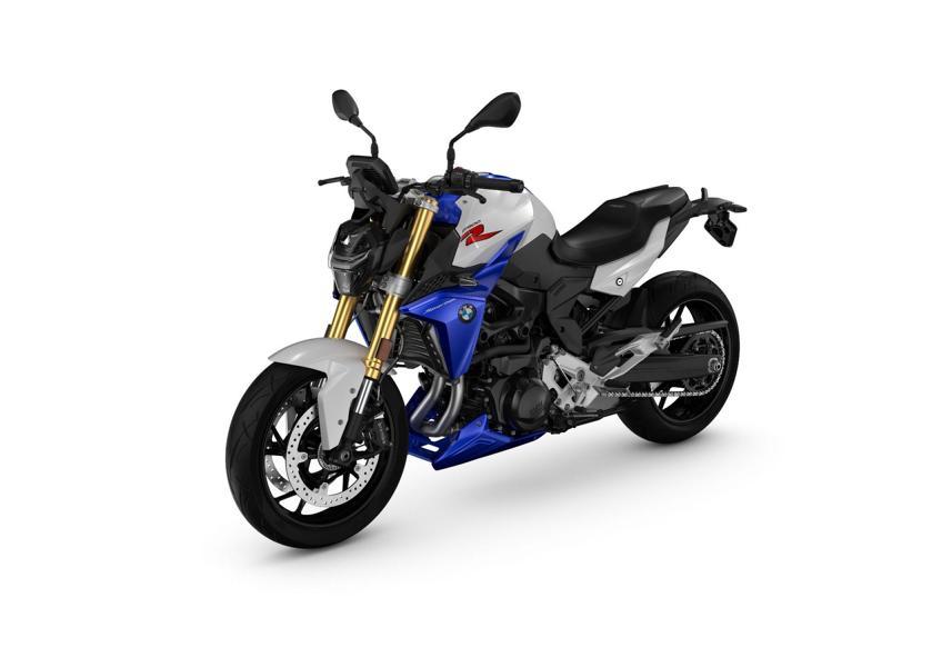 BMW F 900 R 4 BMW Motorrad: Modellpflegemaßnahmen für das Jahr 2022 !