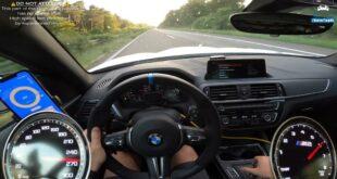 BMW M2 Competition mit 850 PS auf der Autobahn 310x165 Video: ES Motor Porsche 911 Turbo S (991) mit 1.355 PS!
