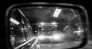 Einsatzfahrzeug blockieren behindern Strafe 1