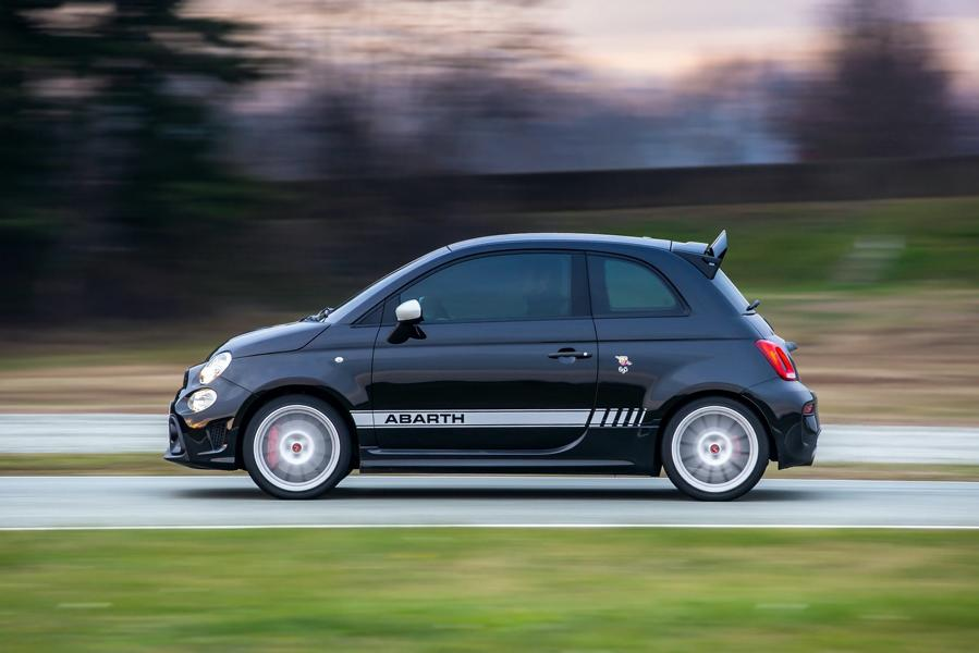 Fiat 500 Abarth 695 Esseesse Limited Edition 2021 Tuning 10 Brandneuer Abarth 695 Esseesse als Limited Edition!